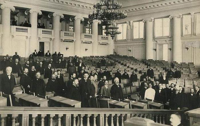 4 первая государственная дума в россии хх в была создана