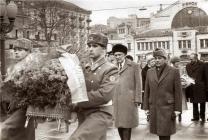 34. Щербицкий и Горбачев. Киев,1989