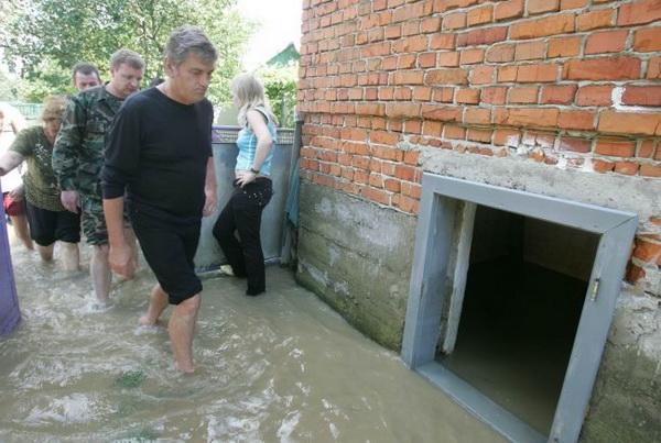 15.Наводнение на Западной Украине…