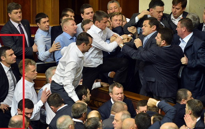 UKRAINE-POLITICS-PARLIAMENT