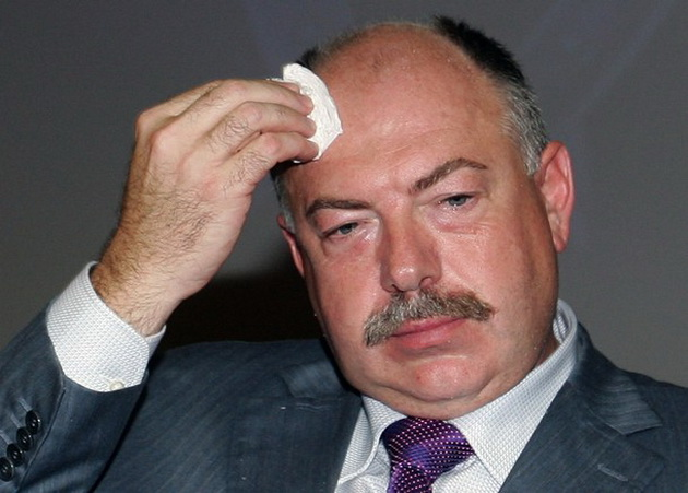 Ukrainian prosecutor General Svyatoslav