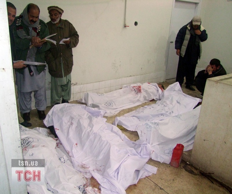 Twin back to back bombings killed at least 56 people in Quetta