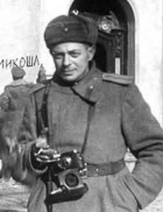 2.Военный фотокорреспондент Семен Альперин