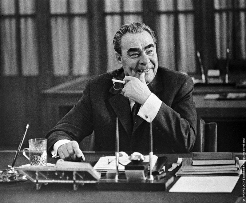 Леонид Ильич Брежнев, Генеральный секретарь ЦК КПСС