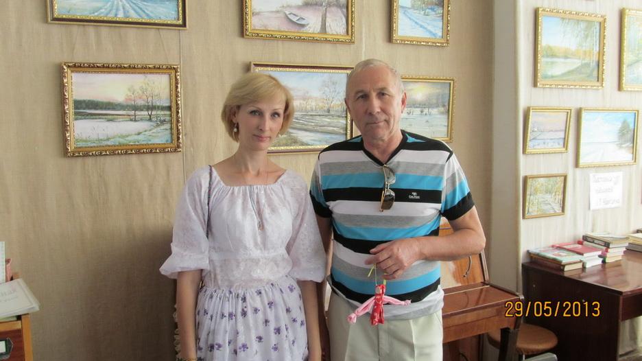 АЛЕКСАНДР МАКСАКОВ и ЮЛИЯ АНТОНОВА
