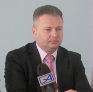 глава Вольнянской райгосадминистрации Владимир Черленюх