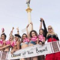СТРАНА-БОРДЕЛЬ. В Украине  около 80 тысяч женщин  занимаются проституцией.