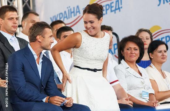 6-В центре внимания - Наталья Королевская