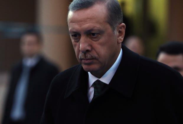 3.Премьер-министр Турции Реджеп Тайип Эрдоган