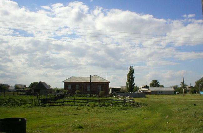6. село Бородаевка