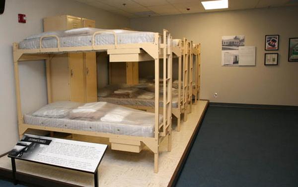 2.Спальные комнаты