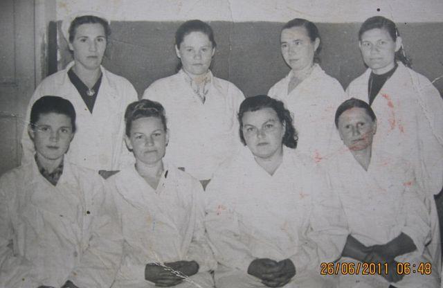 4=Крайняя слева Р.Ф. Кривопущенко