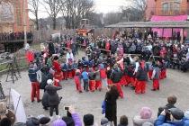Рождество у Запорожскогодуба