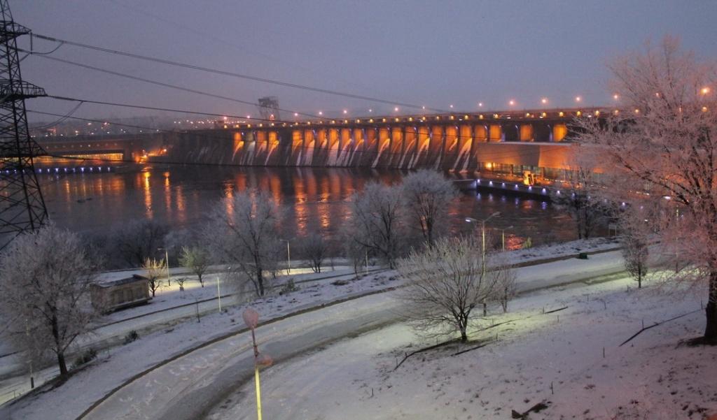 фото Олега ШЕМЧУКА. Февраль 2014 года