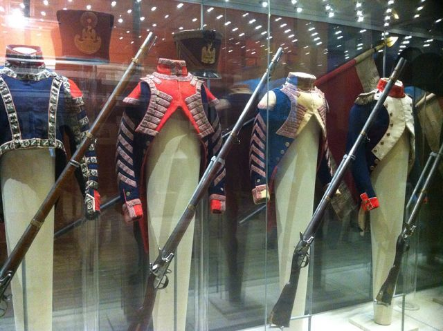 Униформа и оружие