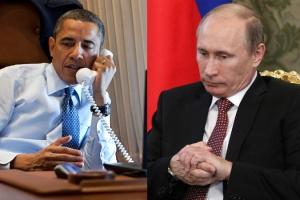 Obama telefoniert mit Putin