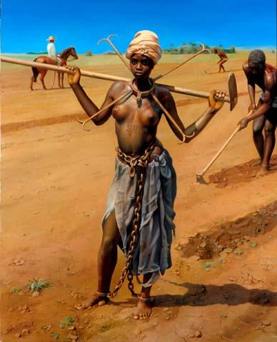 Секс рабство африка