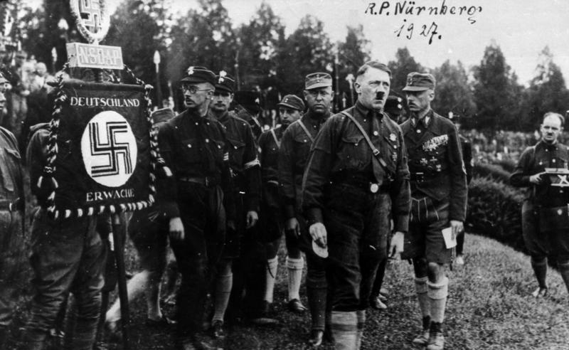 Nürnberg, Reichsparteitag