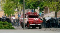 Crisis in Ukraine — One dead inOdessa