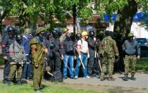 Crisis in Ukraine – One dead inOdessa