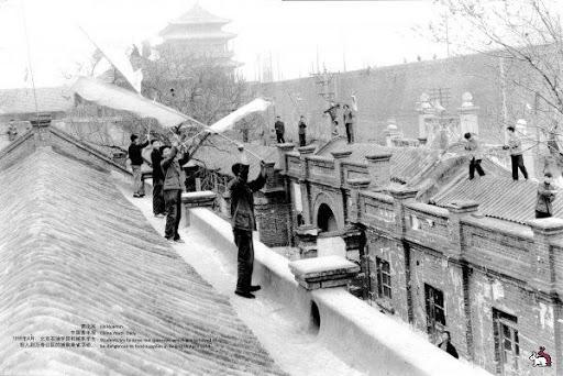 3. На крыше