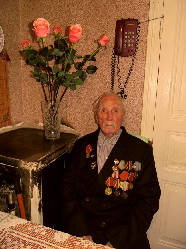 Поповский 100 лет