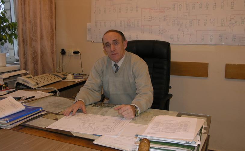 Николай Буханистый