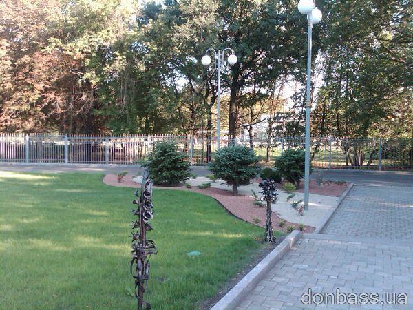 Ботанический сад Ахметова