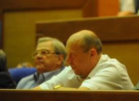 Анатолий Малыш в зале Запорожской облгосадминистрации