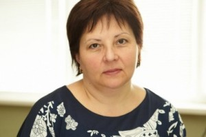 Уволенная заведующая отделением анестезиологии ЗОКБ Валентина Гаврилюк