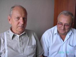 Гости редакции - Иван Болдырев и Владимир Ванихин