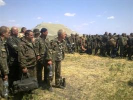 Украинские военные попросили убежища в России