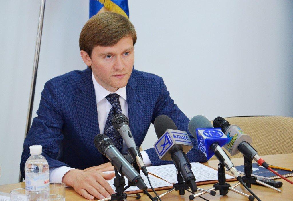 и.о. начальника ГУ Миндоходов в Запорожской области Алексей Кавылин
