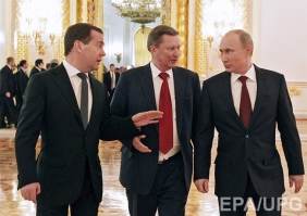 Russian President Vladimir Putin addresses to the Federal Assembly