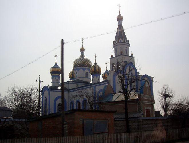 храм в Калиновке