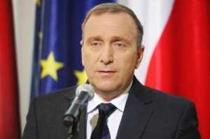 Министр  Гжегож Схетына