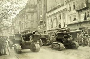 ПАРАД ВО лЬВОВЕ.1947