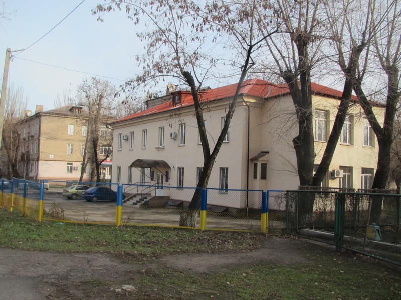здание департамента ЖКХ-офис Безлепкина