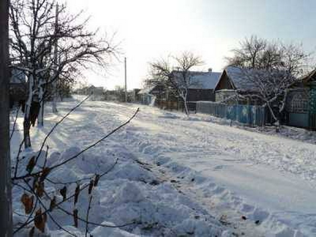 5. зима в ноябре