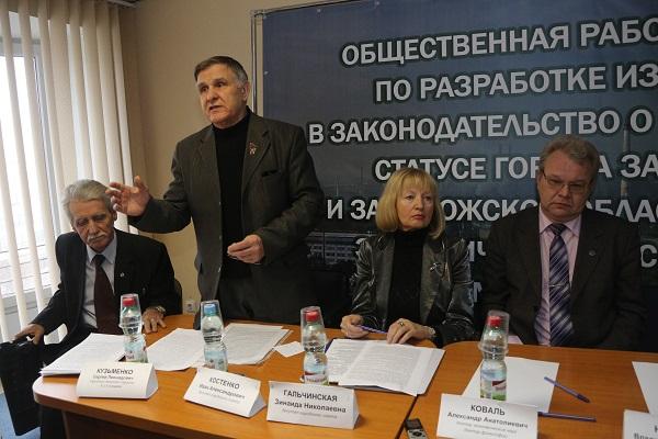 Слева - Сергей Кузьменко