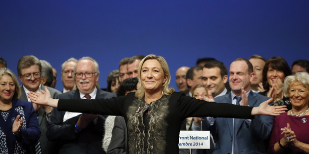France Front National Congress