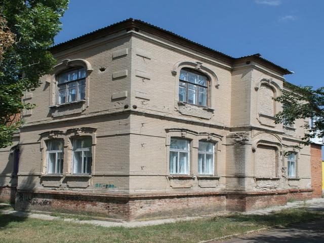 Молочанская школа №1