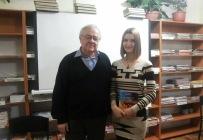 Федір Турченко та Ярина Геращенко
