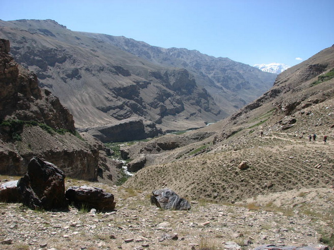 9.Долина  Шахдара