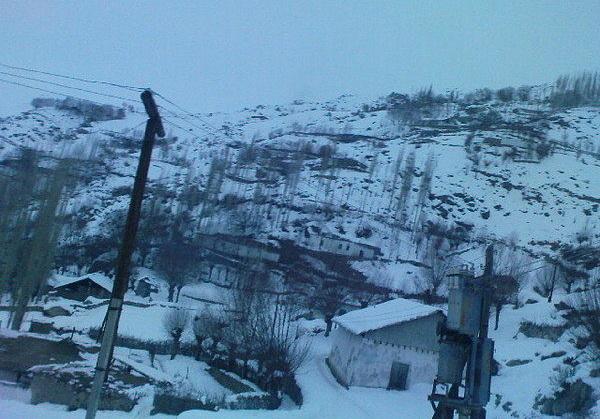 Зима в Бодоме