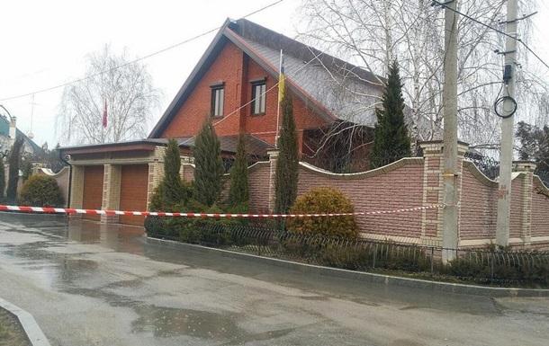 Дом А. Пеклушенко в поселке Солнечный