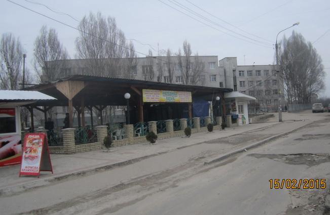 Пивбар у СШ№109