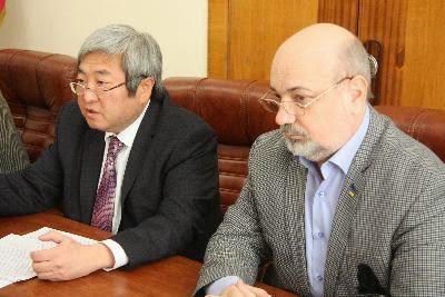 Бывший пресс-секретарь Сина возглавил пресс-центр Запорожского национального университета