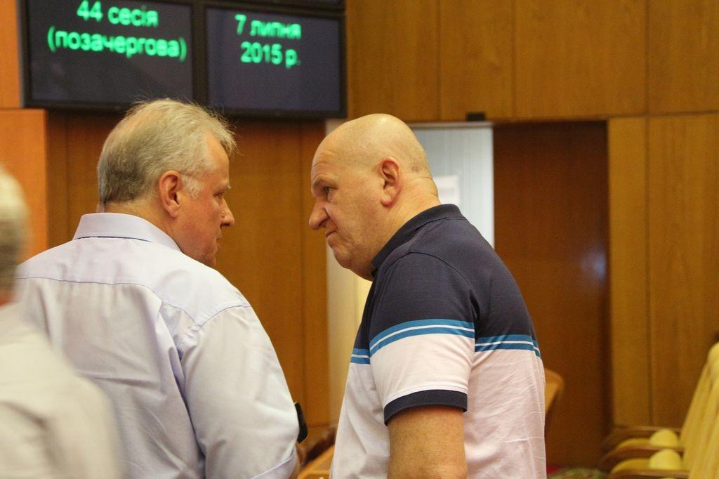 Фролов - начальнику УСБУ Шмитько: ты мне ответ уже написал?
