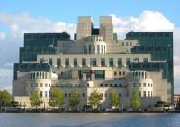 Резиденция тайной спецслужбы Англии - МИ-5